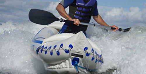 Water Sports Kayaking Premium 2 person Kayak Set, Sporting Goods For Vacation