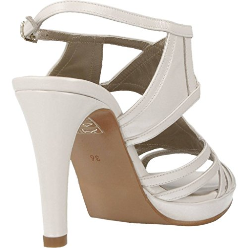 White 10190 Model Sandals JONI Dress Brand Sandals White Dress Women Women White Colour IwICvYq
