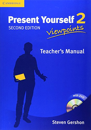 (Present Yourself Level 2 Teacher's Manual with DVD: Viewpoints)
