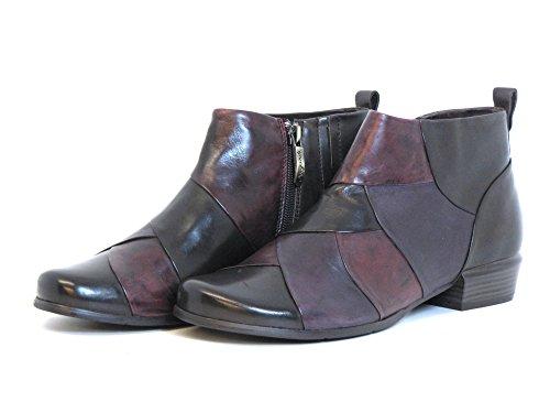kombi kombi braun Women TDM Ankle 85 red MELANY Boots braun IPZ1Cwpq