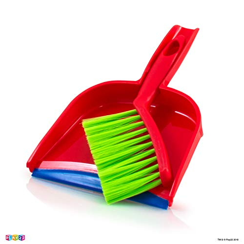 Play22 Kids Cleaning Set 12 Piece Toy Cleaning Set