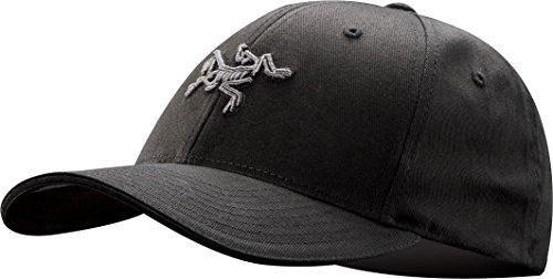 Hombre Color Arc'teryx Negro diseño Hombre Negro Talla Gorra para tamaño única Primavera negro con Bordado Bird negro Verano xpBxvqzfwW