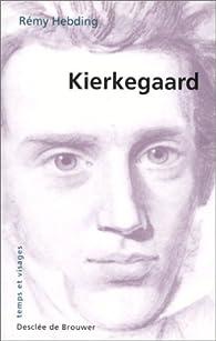Kierkegaard par Rémy Hebding