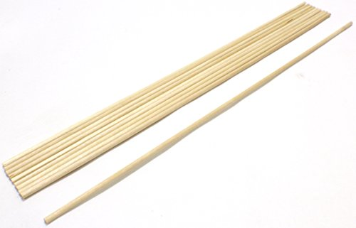 wooden dial rods - 3