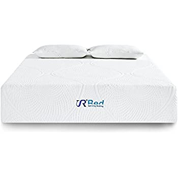 Sunrising Bedding Ultimate Comfort 12 Inch Memory Foam Mattress King Size, Sleeps on Cloud & More Supportive With CertiPUR-US Certified Foam. Available In Multiple Sizes