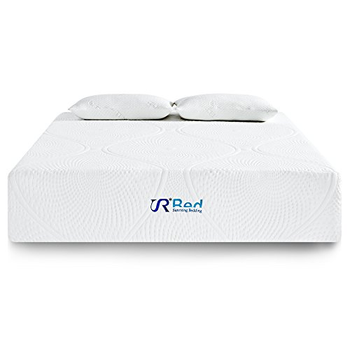 Sunrising Bedding Ultimate Comfort Plush 12 Inch Memory Foam Mattress Full Size, Sleeps on Cloud & More Supportive With CertiPUR-US Certified Foam. Available In Multiple Sizes