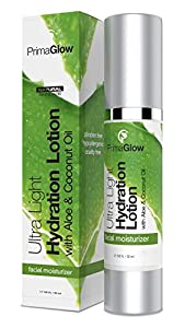 Face Cream Moisturizer, Anti Aging Ingredients for Women & Men, Light Face Cream with Natural and Organic Ingredients for Wrinkles and Aging, Best for Travel, Day and Night