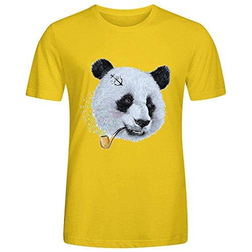 Panda Sailor Funny T Shirt Men - Indian Website Serial