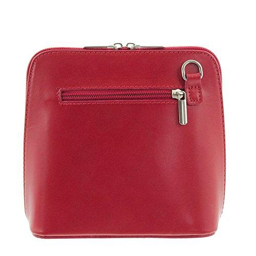 Bag Women's Cross le IO Body Beige IO red MIO Borsetta cream Icone per AOZzYnS