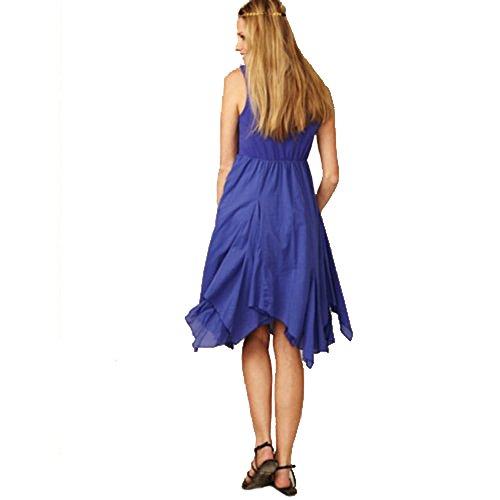Bio aus Purple Baumwolle Ruellia Braintree Kleid Damen qUTw1q6a