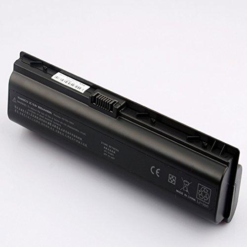 12-Cell Battery for HP Pavilion DV6167EA DV6168EA DV6169EA DV6170EA DV6171EA DV6172EA DV6173EA DV6174CL DV6174EA DV6175EA DV6179EA DV6180EA DV6182EA DV6182EU DV6183EA DV6184EA DV6185EA DV6185EU