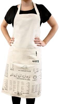 suck uk apron cooking guide - Kitchen Apron