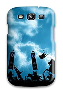 6472038K72249689 Slim Fit Tpu Protector Shock Absorbent Bumper Unknown Case For Galaxy S3