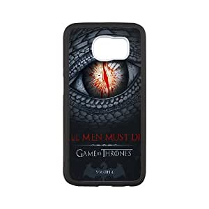 WINTER IS COMING Exquisite stylish phone protection shell Samsung Galaxy S6 Cell phone case for Game of Thrones pattern personality design