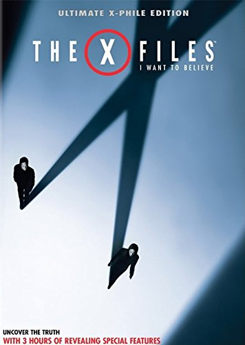 Used, THE X Files - I Want to Believe (Exclusive 3 Disc Steelbook) for sale  Delivered anywhere in USA