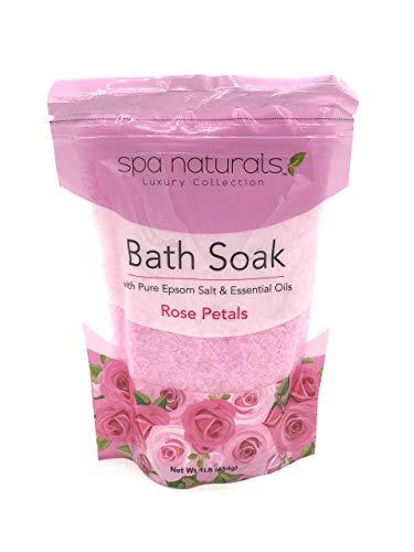 (Luxury Collection Bath Soak (Rose Petals))