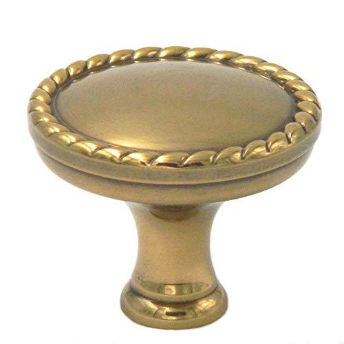 Annapolis Knob - Annapolis Knob (Set of 10) (Sherwood Antique Brass)