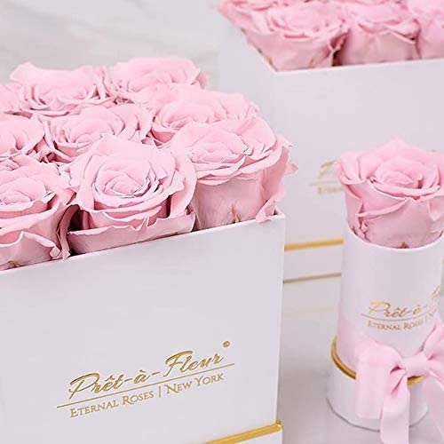 preserved gold luxury rose box - novariancreations.com
