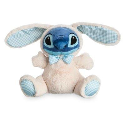 Official Disney Lilo & Stitch 30cm Easter Edition Stitch Soft Plush Toy]()