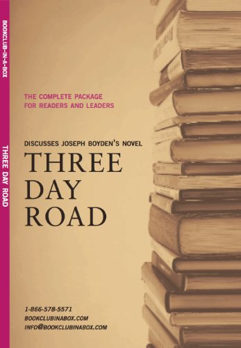 three day road by joseph boyden essays Kyle mccool summary #1 section 02 three day road joeseph doyden 2005 the three day road by joseph boyden starts off in a town called moose factory in.