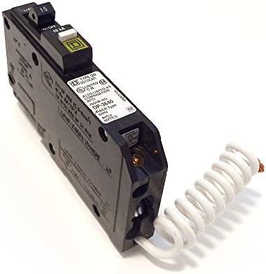 Square D de Schneider Electric QO115CAFIC QO Interruptor de ...