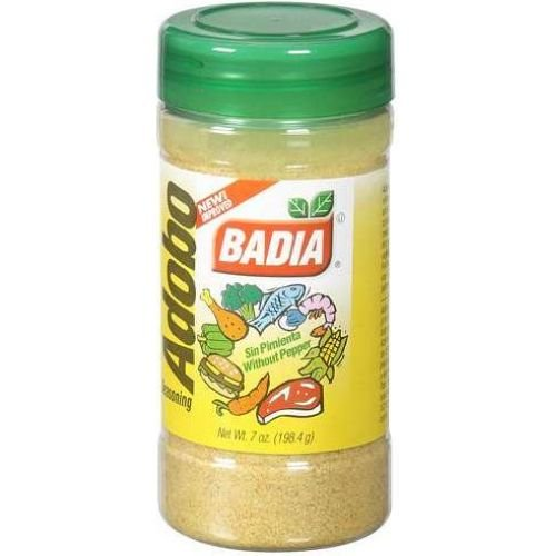 (Badia Adobo Without Pepper)