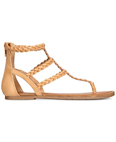 American Rag Womens Amadora Open Toe Casual Strappy, Light Natural, Size 9.5