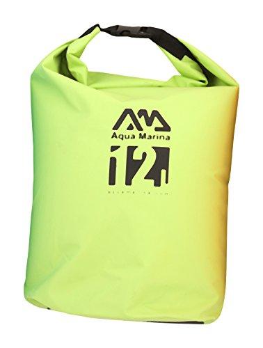 Aqua Marina Wasserdichte Tasche Packsack Seesack Drybag Beutel Kayak Kanu Camping 12l Black 12l