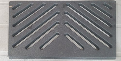 vermont castings grate - 1