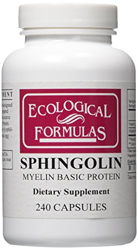 Cardiovascular Research Sphingolin Tablets, 240 Count For Sale