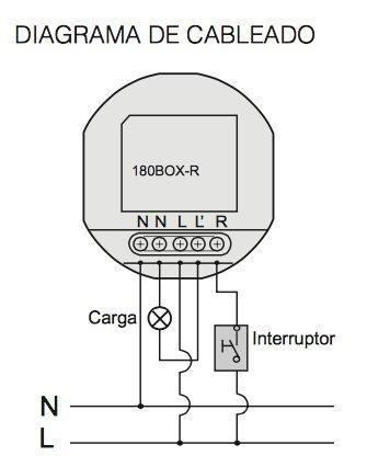 Kps detelux - Detector movimiento detelux 180box-r: Amazon.es: Bricolaje y herramientas