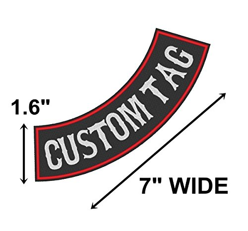 (Custom Embroidered 7