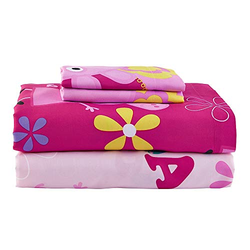 Peppa Pig Cotton Rich Twin Sheet Set by Peppa Pig Kids