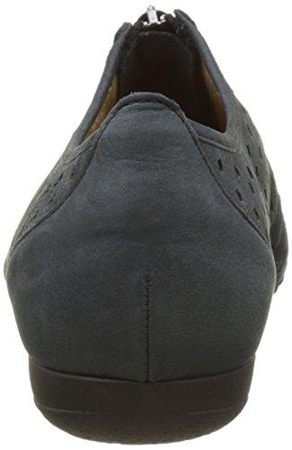 Mocasines para Shoes Night Mujer 16 Fashion Blue Azul Gabor qBE1zp