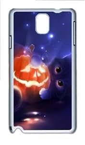 Samsung Galaxy Note 3 N9000 Case,Samsung Galaxy Note 3 N9000 Cases - Black Cat 2 PC Custom Samsung Galaxy Note...