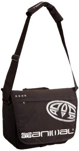 Animal Redcliffe Messenger Bag - Black - One Size