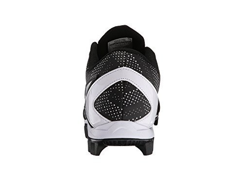 Under Armour has done a very nice design job with this model cleat. This  all plastic cleat was built for superior traction when playing baseball  under all ...
