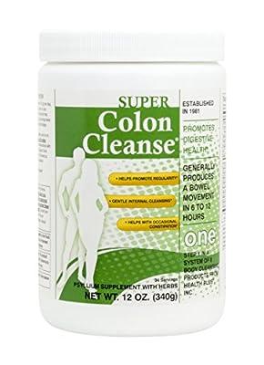 Health Plus Inc. Super Colon Cleanse