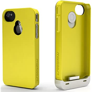 Amazon.com: Maxboost iPhone 4S Battery Case/iPhone 4 Battery ...