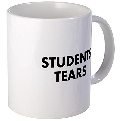 CafePress Students Tears Unique Coffee