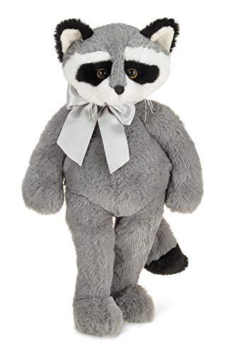 (Bearington Camper Plush Raccoon Stuffed Animal, 16 inches)