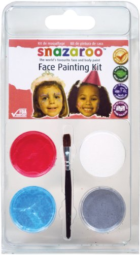 Snazaroo Face Paint Princess Mini Kit ()