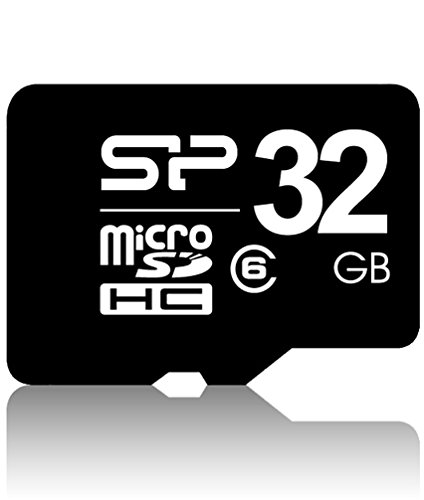MSDHC mit Adapter - Speicherkarte - 32 GB by Silicon Power (Image #1)