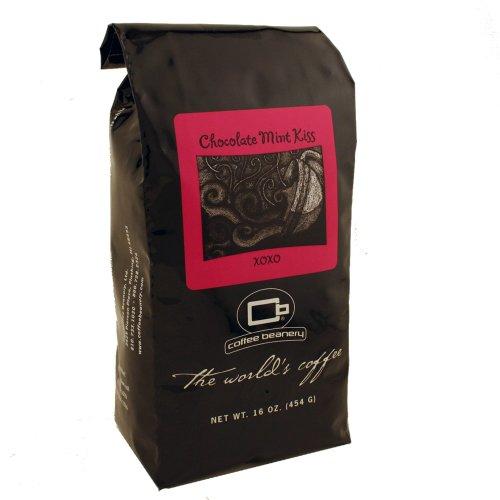 Mint Roasted Coffee (Coffee Beanery Chocolate Mint Kiss 8 oz. (Fine))