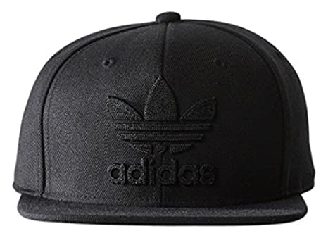 2ea2cf76e76 Amazon.com  adidas Men s Originals Snapback Flatbrim Cap