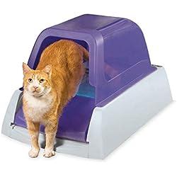 ScoopFree, Arenero para Gatos con Limpieza Automática, Versión Ultra