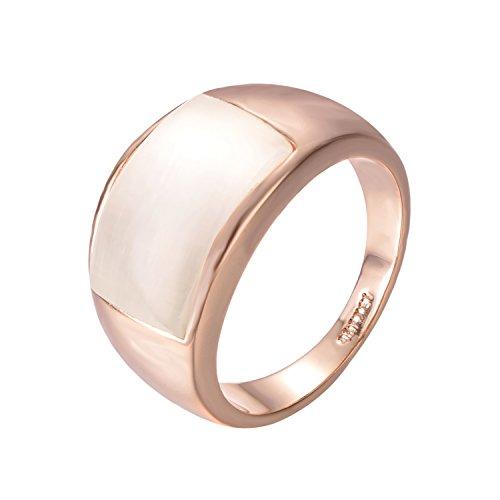 Yoursfs 18k Diamond Wedding Ring (Gold) - 3