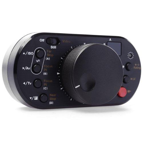 Aputure V-Control II UFC-1S USB Remote Focus for Canon 5D 500D 550D II III 7D 600D 1100D LF334 by Aputure