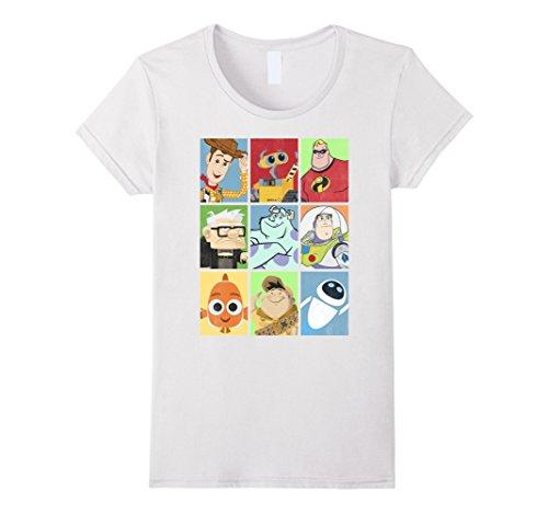 Character White T-shirt - 7