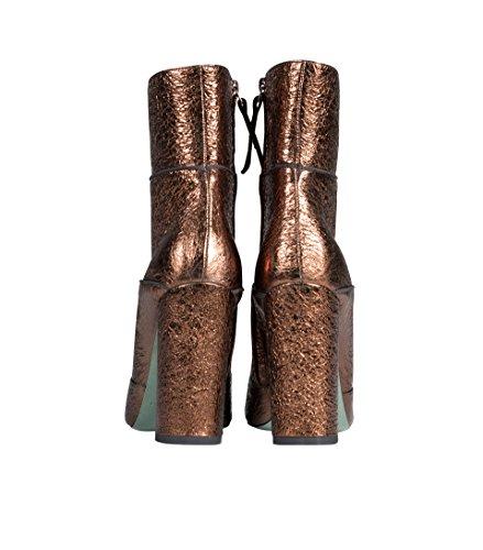 Damen PAOLA Lederstiefelette metallic Bronze DARCANO aw5qSwg8